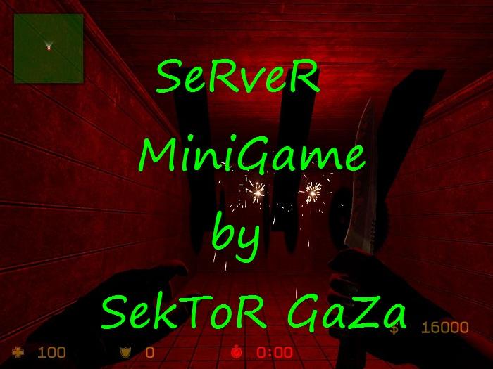 Скачать mini game сервер для css v34 лучший хостинг bitrix