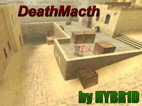 Готовый deathmatch сервер для старой CSS v34 [No-Steam]